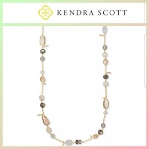 Kendra Scott Ruth Necklace Ivory